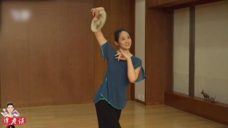 北京舞蹈学院孟禹辰古典舞《芳春行》, 美得让人心动