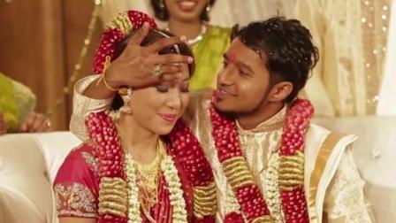 印度到底要干啥, 哥哥竟然娶了15岁的妹妹, 是为了省点钱吗?