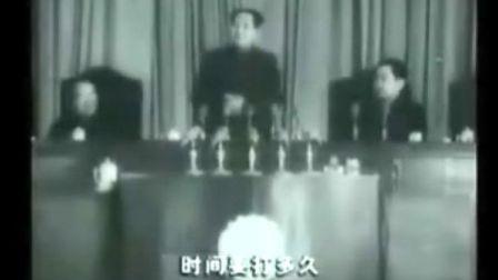 毛泽东抗美热血演讲【这才是中国风骨】