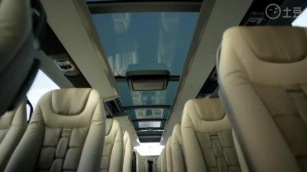 """德国凯斯鲍尔顶级豪华客车, 它是安凯客车""""凯""""字的来源"""