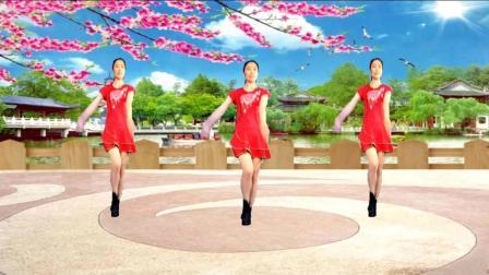 60年代经典红歌《浏阳河》优美大气的广场舞, 值得收藏