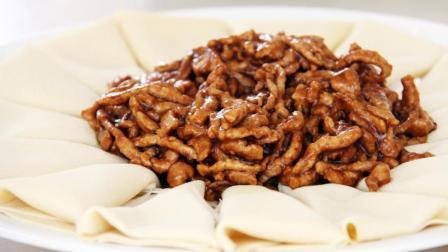 京酱肉丝最地道的家常做法全都详细告诉你, 让你在家做的也能做的比外面还好吃