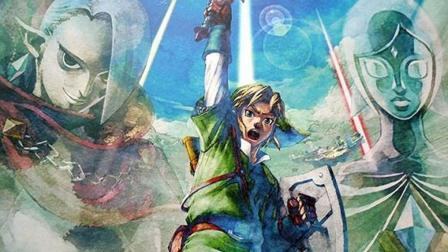 【预言】《塞尔达传说: 番外篇》04 秒天秒地神剑! 英杰们的诗篇