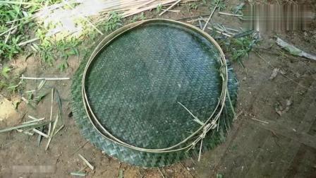 越南小哥: 绿水青山, 处理种子准备种植, 顺便来个编筐教学
