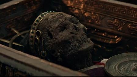 华纳兄弟《古墓丽影》总有人对异域遗迹的古墓女尸, 居心不轨