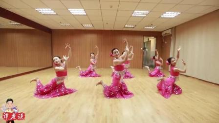 中国舞《云儿》, 成人班学员作品, 喜欢舞蹈在什么时候学都不晚