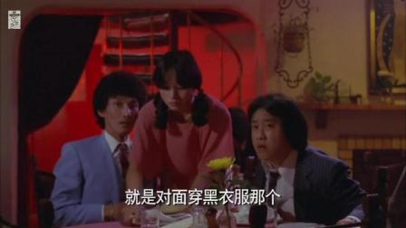 石天和曾志伟在餐厅追女子, 石天追女子技术厉害了