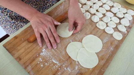 面粉新做法, 小媳妇擀饺子皮, 不包饺子这样做, 简单美味, 越吃越香
