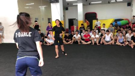 【创想飓风学员】台湾道馆崇武跆拳道示范团学习反馈
