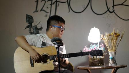 【Kevin出品】喜欢这个胖子 吉他弹唱 有何不可 (31)