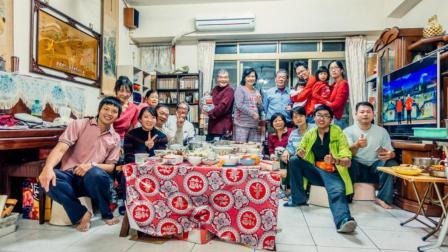 《行疆: 环台湾岛》第11集: 高雄除夕丨我在台湾小姐姐家吃年夜饭
