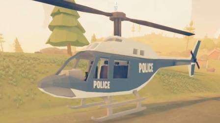 【预言】《全面战争吃鸡模拟器》02 居然有直升机? 还有加特林哒哒哒!
