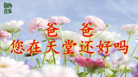 今天是父亲节, 一首《爸爸您在天堂还好吗》送给失去父母的儿女们! 祝全天下父亲健康长寿!
