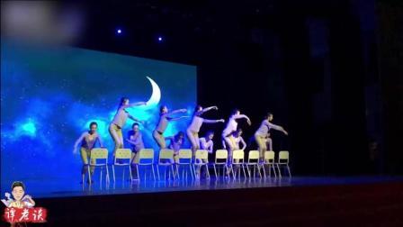 海政歌舞团情景音乐舞蹈诗, 以舞蹈的方式展示了海军生活