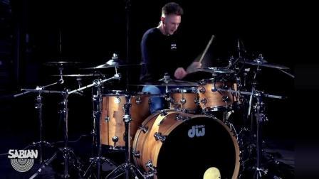 《精彩演奏》金属鼓手Chris Turner - Oceans Ate Alaska - Hansha