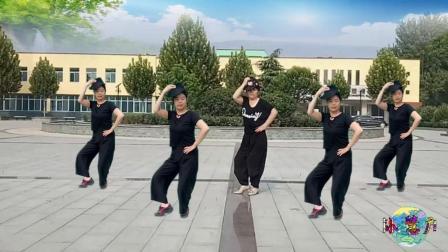 小慧广场舞《注满舞池》今年最火的爵士帽子舞动感十足大家超喜欢