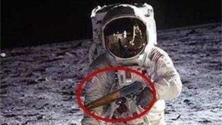 中国宇航员上太空, 为什么要带手枪? 难道是为了防止被外星人偷袭?
