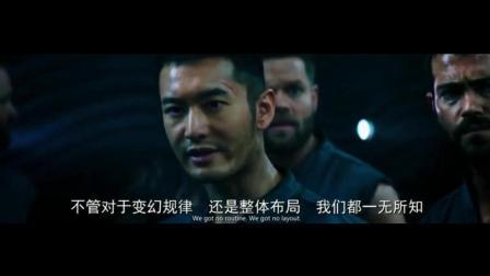 2018最新动作片, 黄晓明好莱坞首秀, 中国智慧运用的炉火纯青