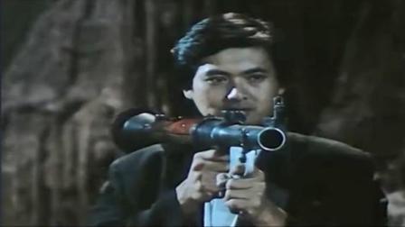 原振侠与卫斯理:异形怪物枪也打不,发哥用一炮搞定