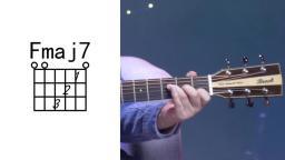 (吉他)《十年》C调入门版吉他弹唱教学 陈奕迅 高音教吉他初级入门教程