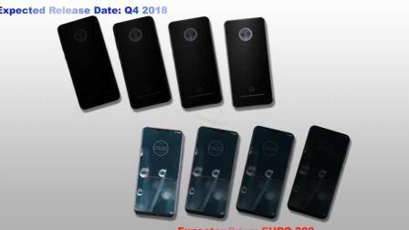 摩托E6  Plus概念采用8GB运行内存, 智能手机2018!