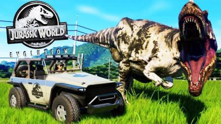 【小熙解说】侏罗纪世界 欢迎来到马坦赛罗岛侏罗纪公园! 饲养繁殖恐龙从这里开始!