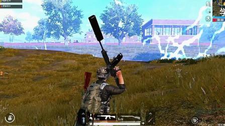 狙击手麦克: 霰弹枪17杀带妹吃鸡, 这才是强者的实力!