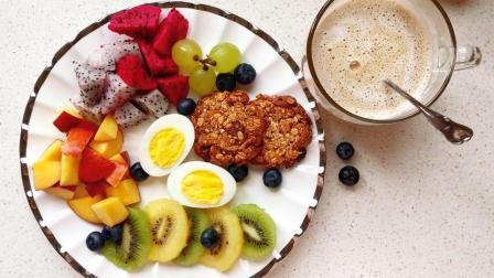 低脂燕麦代餐小饼干很有饱腹感的一款小饼干且做法很简单