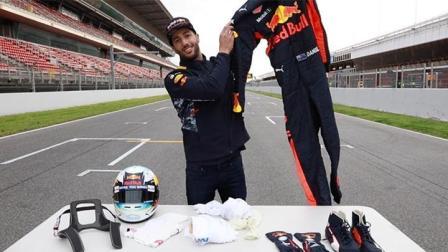 F1赛车服有多少黑科技? 看完终于只知道为什么1套值50万!
