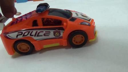 蓝色的小警车是我的快乐, 我的玩具汽车