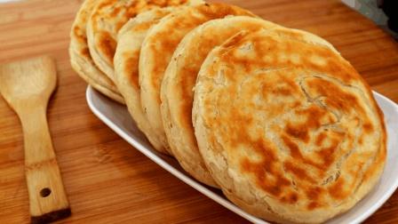 油酥饼这个做法太好吃了, 做出来金黄酥脆, 满屋子都是香味