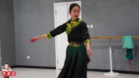 舞蹈很美了, 但是老师的要求更高, 艺考一分半剧目真不是那么简单