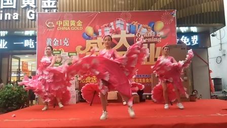 清河县农村歌舞团演出精彩视频 1