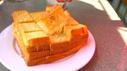 吐司又有新吃法, 简单易上手, 早餐给自己换换新口味