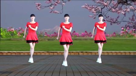 阳光溪柳广场舞《九妹》经典老歌, 好听更好看!