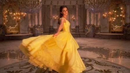 """席琳·迪翁与派波·布里森《美女与野兽》主题曲配上""""赫敏""""艾玛·沃特森的盛世美颜, 唯美!"""