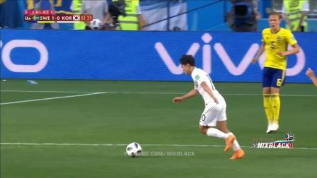 世界杯F组: 瑞典队1-0点杀韩国, VAR技术再抢镜!