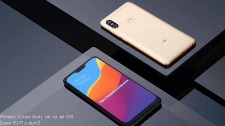 红米6 Plus后置双摄像头设计, 智能手机2018!
