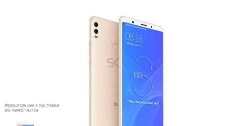 小米Max 3这外观设计的不错, 智能手机2018!