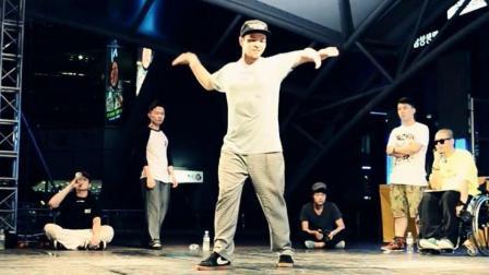 popping大神-街舞冠军-2014.1.12 Juste Debou
