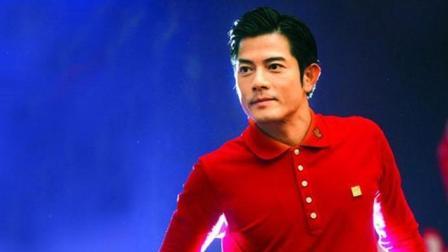 罕见现场! 天王郭富城天后李玟17年前同台飙歌尬舞, 厉害了!