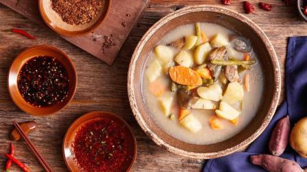 美食台 | 学会四种蘸料, 白水煮的菜都很香!