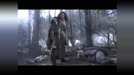 天龙八部-乔峰一人双斧杀得敌人惨败, 完颜阿骨打打呼: 打得好