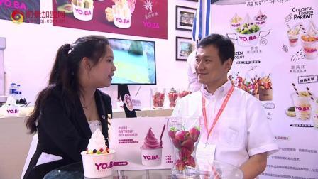 YOBA优芭酸奶冰淇淋品牌创始人植向阳先生