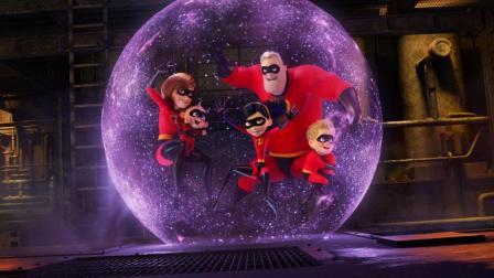 皮克斯《超人总动员2》大爆发 1.8亿美元创动画开画新纪录