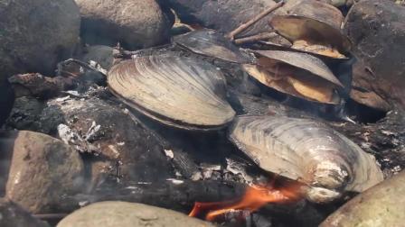 【野味小哥全集】原始美味49 烤牡蛎
