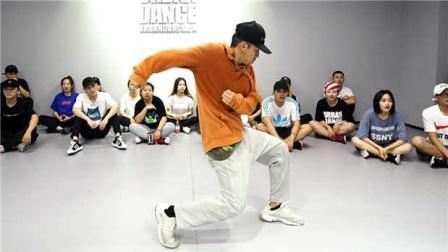 Ben Faustino 编舞 《Broom》Urban Dance Studio GRV