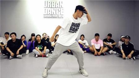 Ben Faustino 编舞 《Prblms》Urban Dance Studio GRV