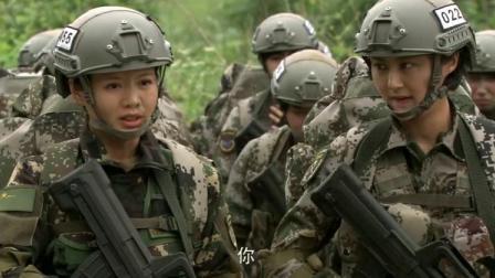 特战队训练第一课,竟然是生吃老鼠,女兵都看懵了!