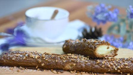 火爆四海八荒的爆款甜品 法式脆皮泡芙